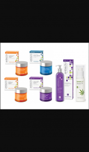 Female – Win an Andalou Naturals Selfcare Collection Valued at $170.00 Including (prize valued at $170)