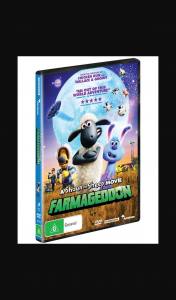 Female – Win One of 10 X a Shaun The Sheep Movie (prize valued at $1)