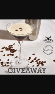 First Press Coffee – Lay Low Bar – Win a Lay Low Bar Experience at Home As Well As The Coffee Required to Get Through The Day After