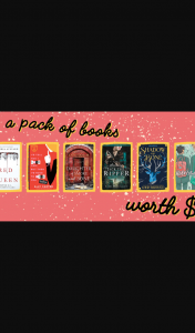Hachette – Win a Ya Reading Pack Worth $450 (prize valued at $450)