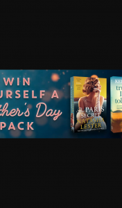 Hachette – Win Yourself a Mother's Day Book Pack