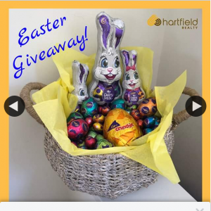 Hartfield Realty – Win this Basket Filled With Yummy Chocolate TreatsundefinedSimplyundefined