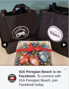 IGA Peregian Beach – Win a Easter Gift Pack