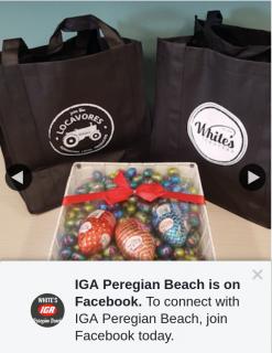 IGA Peregian Beach – Win a Easter Gift Pack