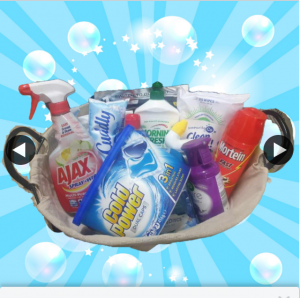 IGA Tingalpa – Win this Awesome Cleaning Hamper Valued at $100 Follow These Three Simple Steps (prize valued at $100)