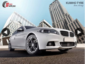 "Kumho Tyres – ""win a Set of Kumho Tyres"" Send Us a Photo of Your Car & Let Us Know In 25 Words Or Less Why You Deserve to Roll on With Kumho (prize valued at $1,000)"