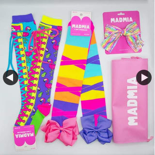 MadMia – Win a Madmia Showbag Valued Over $80 ( 2 Pairs of Socks (prize valued at $80)