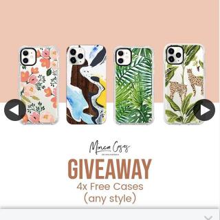 Minca Cases – Win 4 Phone Cases