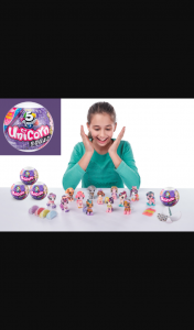 Mouths of Mums – Win a 5 Surprise Unicorn Squad Series 2 Packs