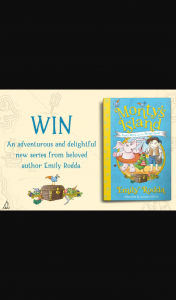 Mouths of Mums – Win 1 of 34 Copies of Scary Mary and The Stripe Spell