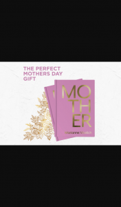 Mouths of Mums – Win 1 of 10 Mother Books From Renowned Author Marianne Vicelich (prize valued at $300)