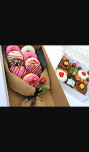 Mouths of Mums – Win 1 of 6 Mother's Day Donut Bouquets From My Sweet Box (prize valued at $95)