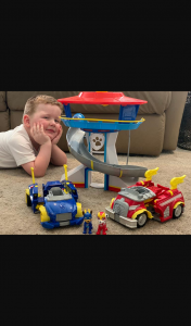 Mum Central – Win 1 of 5 Paw Patrol Powered Up Vehicles Prize Packs (prize valued at $100)