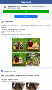 Nectar Honey – Win One of Our 3 New Honeyboxes