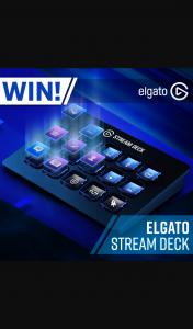 PC CaseGear – Win an Elgato Stream Deck
