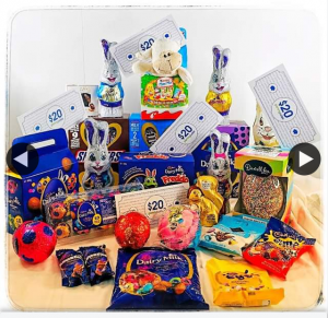 Pennywise Ipswich – Win a Easter Hamper Filled With Yummy Chocolates & $100 Instore Voucher