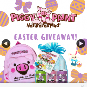 Piggy Paint Australia – Win The 'little Chick' Trio Pack of Polishes a Piggy Backpack to Tote Your Easter Treasures Around