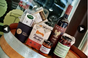 Portside Wharf – Win a Deluxe Easter Hamper From Sense of Taste Portside Valued at $100