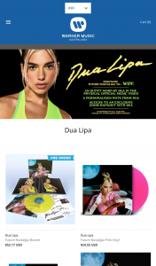 Purchase Future Nostalgia to – Win an Outfit Worn By Dua In The Physical Official Music Video