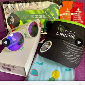 Pure Running – Win an Amazing Pure Running Pack Consisting Of