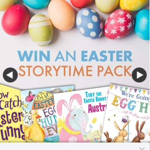 QBD Books – Win an Easter Storytime Pack