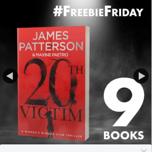 QBD Books – Win One of Nine Copies of James Patterson's New Novel