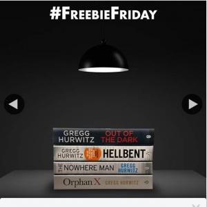 QBD Books – Win One of Three Gregg Hurwitz's Orphan X Series Book Sets