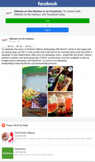 3Sheets on the Harbour – Win a Rib N Wing Combo