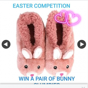 Soho Bay – Win a Pair of Bunny Slumbies..