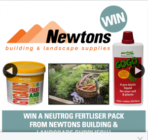 South Aussie With Cosi – Win a Neutrog Garden Fertilising Pack Thanks to Newtons Building & Landscape Supplies??