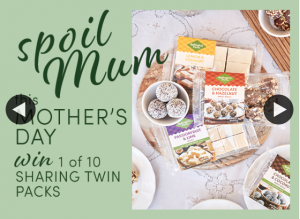 Springhill Farm – Win a Sharing Twin Pack for Your Mum There Are 10 to Be Won