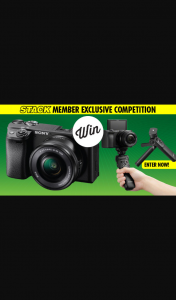 Stack Magazine – Win a Sony A6400 Camera Kit