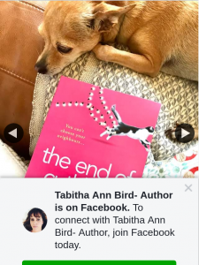 Tabitha Ann Bird Author – Win a Copy of The End of Cuthbert Close