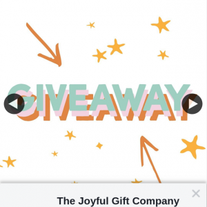 The Joyful Gift Company – Win a Whistlers Giant Freckle Egg