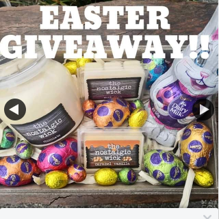 The Nostalgic Wick – Win Box Full of Candle & Chocolate Goodness