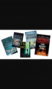 The Weekend West – Win Five Crime Novels