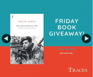 Traces magazine – Win a Copy of The Dead Still Cry Out