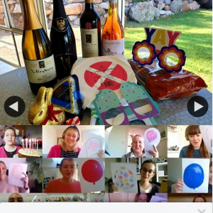 Uleybury Wines – Win Party Pack for You & 3 Friends/family (prize valued at $130)