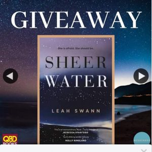 Weekender – Win a Copy of Sheerwater By Leah Swann