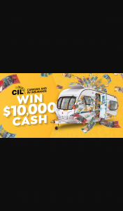 Win $10000 Cash (prize valued at $10,000)