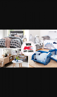 Win One of 2 X $50 Kmart Gift Vouchers (prize valued at $100)