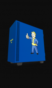 Windows Central – Win this Custom Nzxt H500 Vault Boy Pc Case and N7 Z390 Vault Boy Motherboard Cover From Windows Central