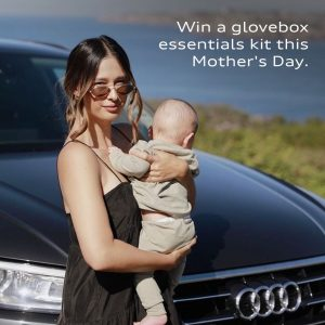 Audi Australia – Win 1 of 20 Glove Box Essentials prize packs