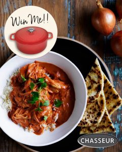 Australian Onions – Win a Chasseur 26cm Round French Oven in red