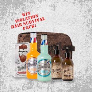Beardburys au/nz – Win a Beardburys Hair Survival Isolation prize pack