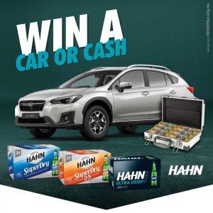 Bottlemart – Win either a 2020 Subaru XV Hybird AWD OR $50,000 cash