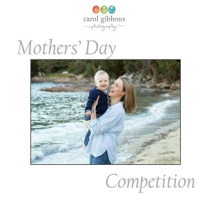 Carol Gibbons Photography – Win a Mother's Day gift package
