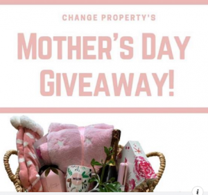 Change Property – Eview Group Proud Member – Win a Mother's Day prize pack