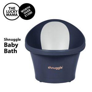Cherub Baby – Win a Shnuggle Baby Bath