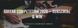 The Blues Train – Win a limited edition Blues Train Guitar